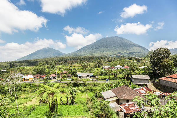 Photograph - Bali Lush Countryside by Didier Marti