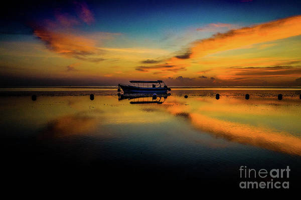 Photograph - Magical Bali Sunrise by M G Whittingham