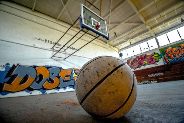 Photograph - Ball Is Life by Mike Dunn