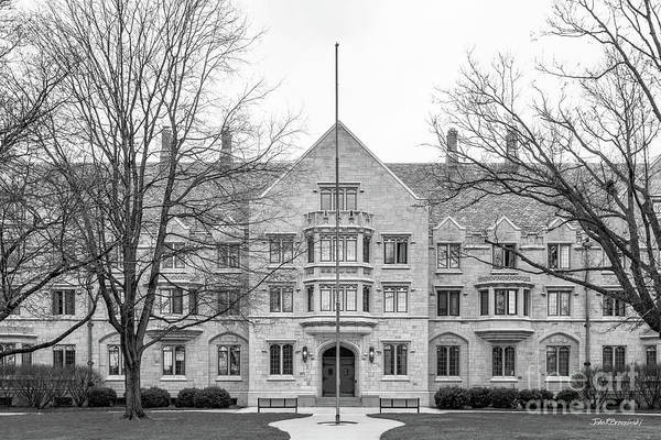 Photograph - Ball State University Elliott Hall by University Icons