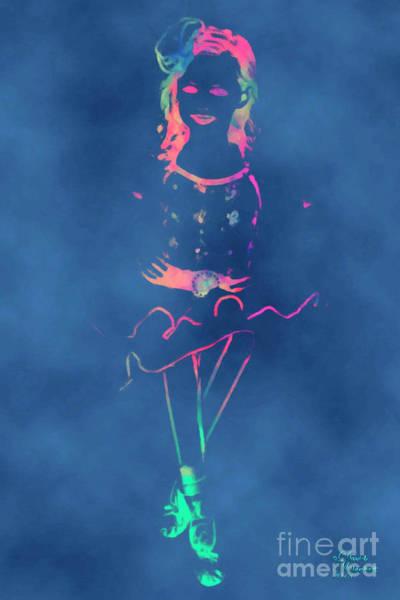 Mixed Media - Ballerina 1 by David Millenheft