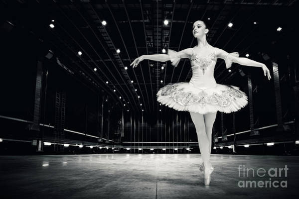 Photograph - Ballerina by Dimitar Hristov
