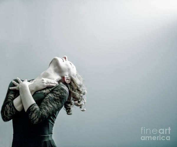 Photograph - Ballet Dancer by Mats Silvan