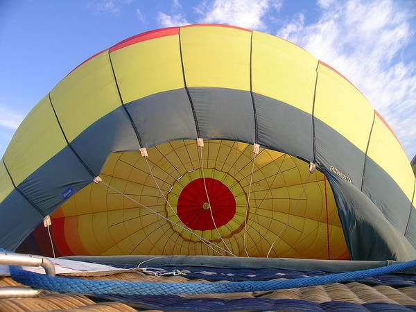 Photograph - Balloon Inflation by Jim DeLillo