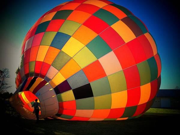 Wall Art - Photograph - Balloon by Joyce Kimble Smith