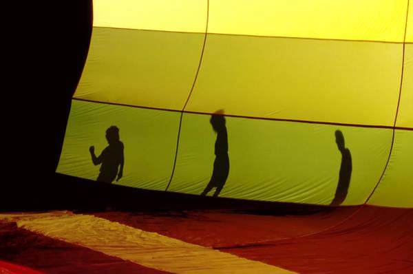 Photograph - Balloon Shadows by Jim DeLillo