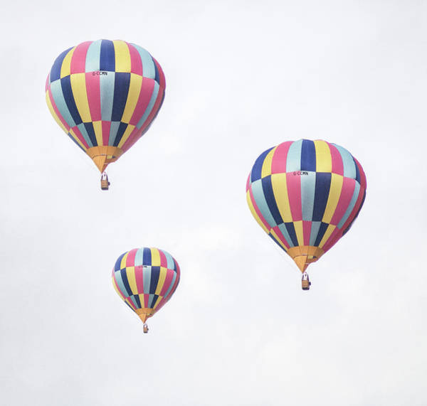 Wall Art - Photograph - Ballooning by Martin Newman