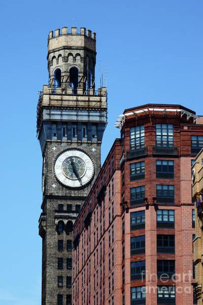 Baltimore Bromo Seltzer Tower Art Print