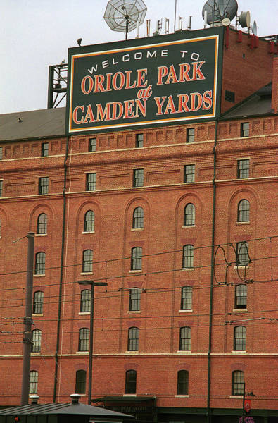 Photograph - Baltimore Orioles Park At Camden Yards #2 by Frank Romeo