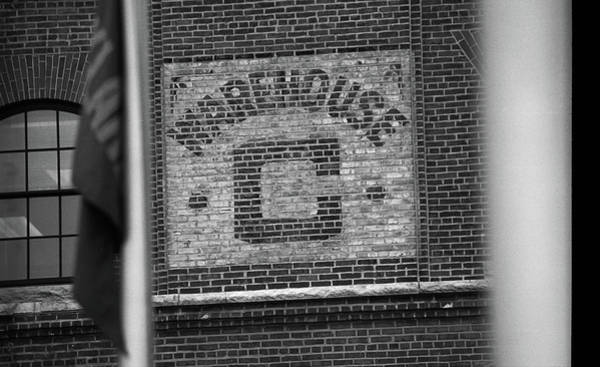 Photograph - Baltimore Orioles Park At Camden Yards Bw #3 by Frank Romeo