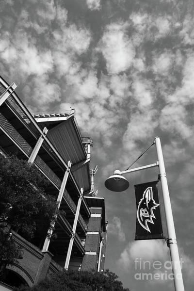 Photograph - Baltimore Ravens National Football League Stadium by James Brunker