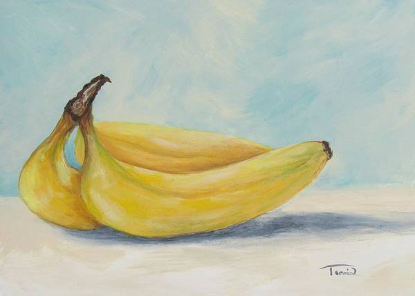 Wall Art - Painting - Bananas V by Torrie Smiley