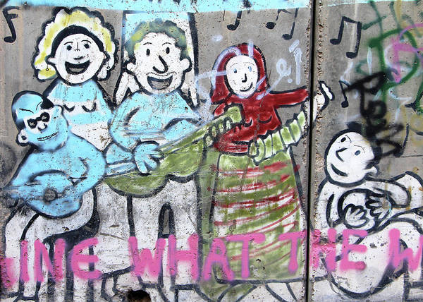 Jewish Music Wall Art - Photograph - Band by Munir Alawi