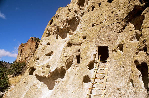 Photograph - Bandelier National Monument by George Ranalli