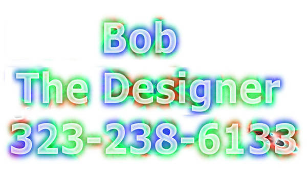 Robbie Digital Art - Bandini Blvd Web And Graphic Design 323-238-6133 by Robbie Commerce