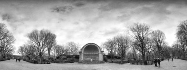 Photograph - Bandshell Pano by Dave Beckerman