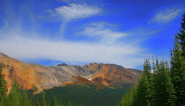 Photograph - Banff National Park,  Alberta, Canada by Ola Allen