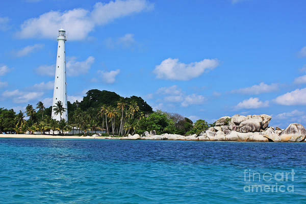 Pyrography Wall Art - Photograph - Bangka Belitung Island by Andy Maryanto