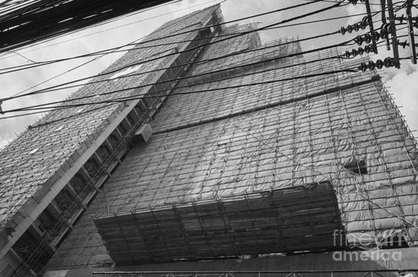 Wall Art - Photograph - Bangkok Under Construction 2 by Dean Harte