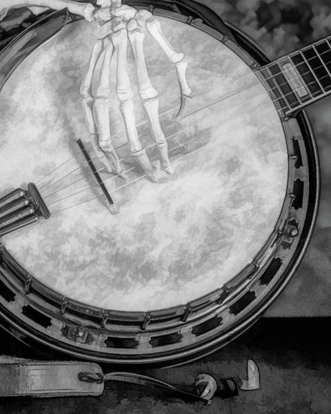 Wall Art - Photograph - Banjo Addiction by Tom Mc Nemar