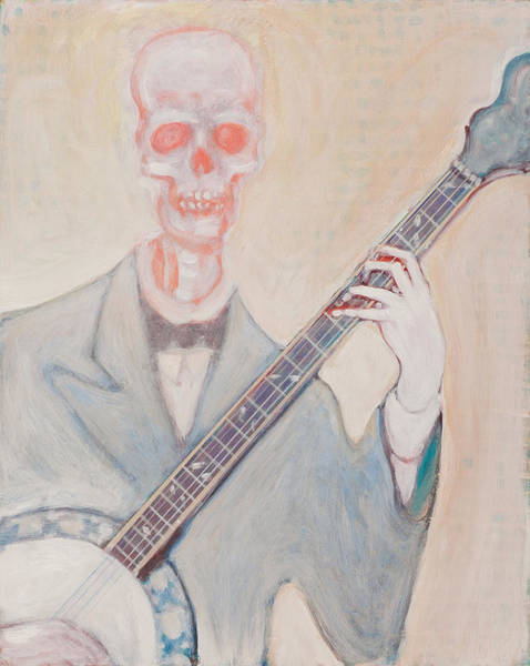 Painting - Banjo Bones by John Reynolds