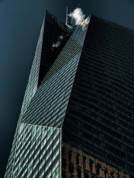 Photograph - Bank Of America 5th Ave by S Paul Sahm