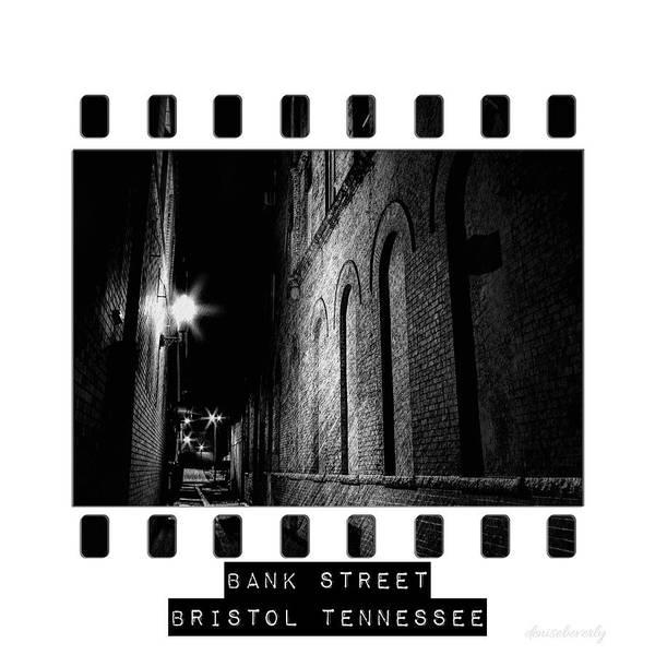 Photograph - Bank Street Bristol Tn by Denise Beverly