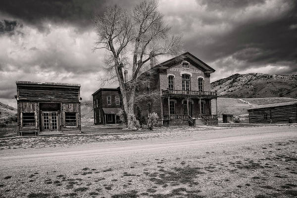 Photograph - Bannack Montana Ghost Town by Scott Read