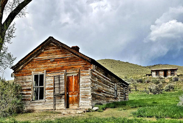 Digital Art - Bannack Mt. 3 by Susan Kinney