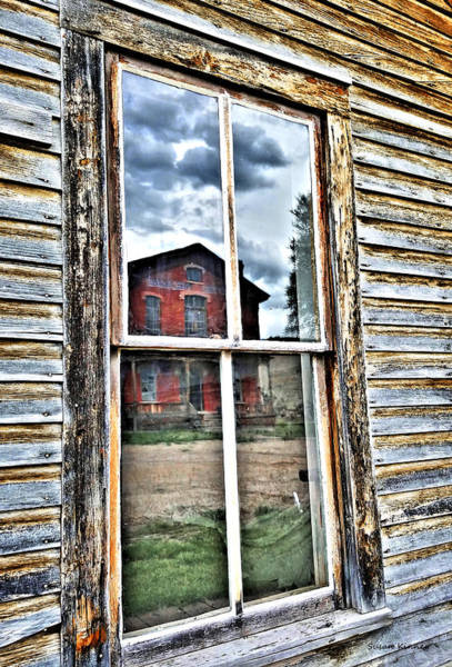 Digital Art - Bannack Mt. 6 by Susan Kinney