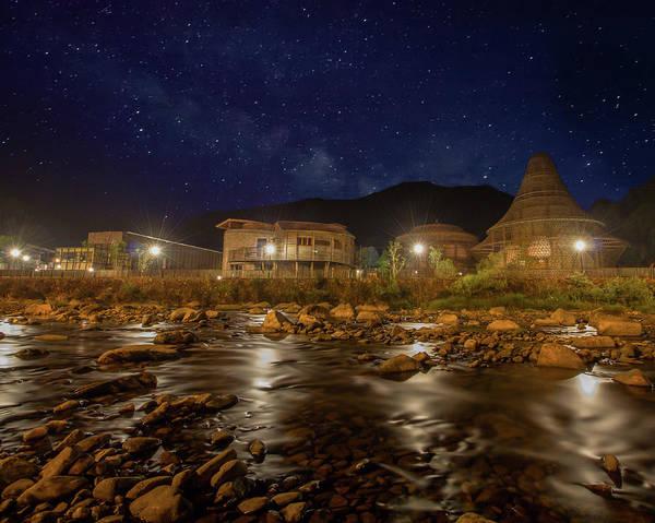 Photograph - Baoxi Starry Night by William Dickman