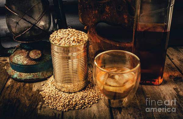Wall Art - Photograph - Bar And Bourbon by Jorgo Photography - Wall Art Gallery