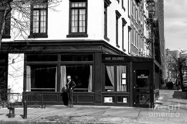 Photograph - Bar Bolonat by John Rizzuto