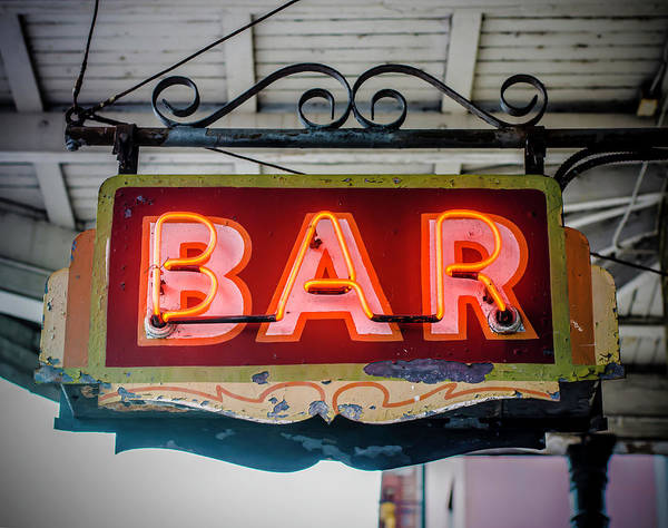 Photograph - Bar by Chris Coffee