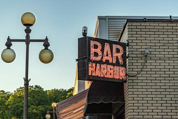 Photograph - Bar Harbor by Bill Gallagher