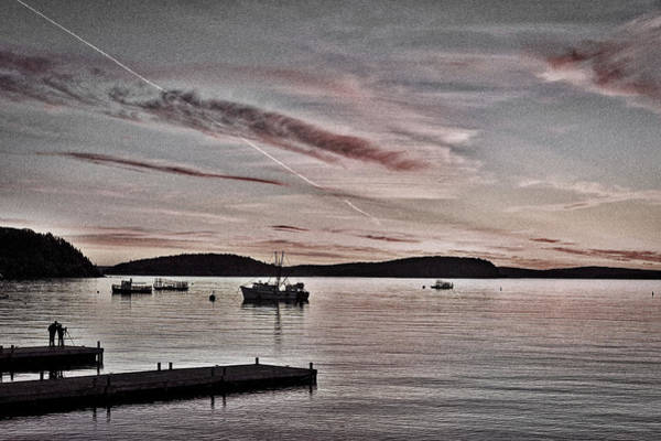 Photograph - Bar Harbor Sunrise - Maine #3 by Stuart Litoff