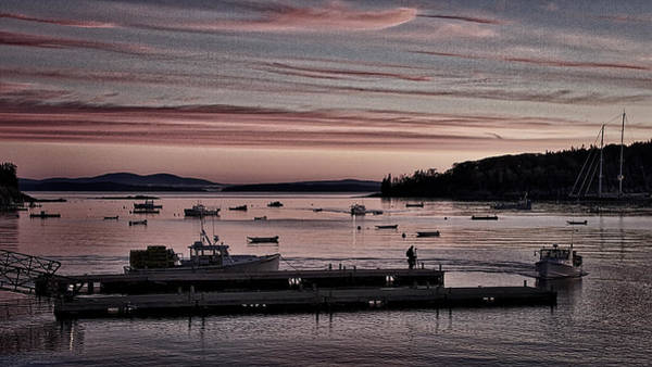 Photograph - Bar Harbor Sunrise - Maine #4 by Stuart Litoff