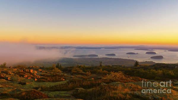 Photograph - Bar Harbor Sunrise. by New England Photography