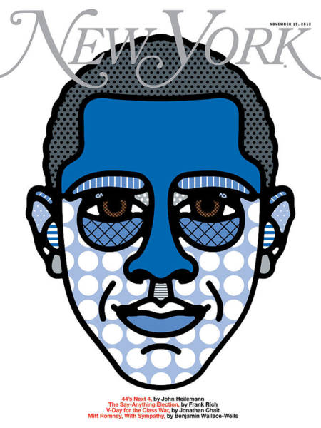 Mixed Media - Barack Obama Is Reelected by Craig Redman