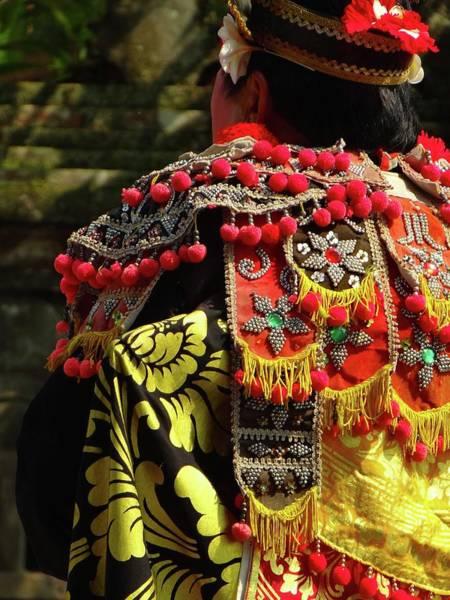 Photograph - Barak Mask Male Dancer by Exploramum Exploramum