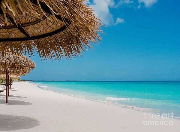 Photograph - Barbuda Beach by Wendy Gunderson