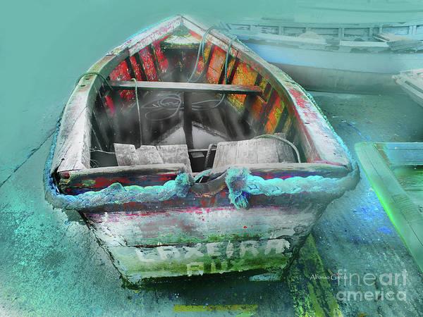 Barca Art Print
