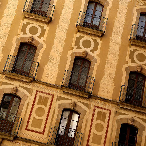 Photograph - Barcelona 7 by Andrew Fare