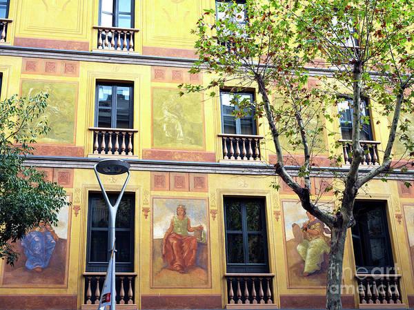Photograph - Barcelona Style by John Rizzuto