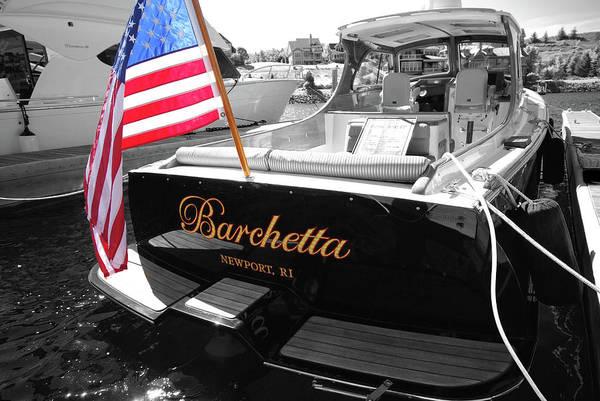 Barchetta Art Print
