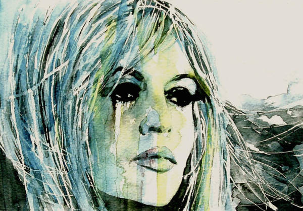 French Painting - Bardot by Paul Lovering