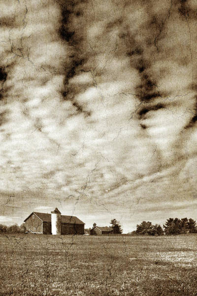 Wall Art - Photograph - Barlow Road Barn by Kenneth Krolikowski