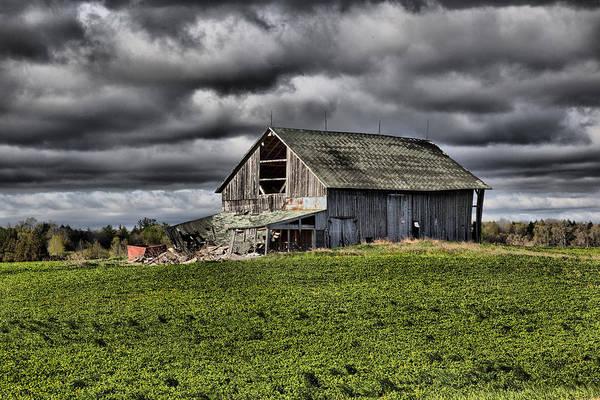 Photograph - Barn 11 by CA  Johnson