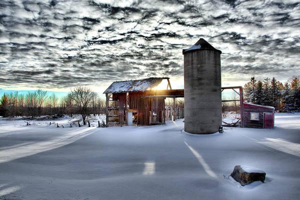 Photograph - Barn 13 by CA  Johnson