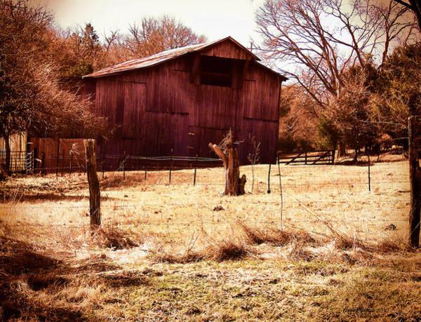 Photograph - Barn 166 by Ericamaxine Price